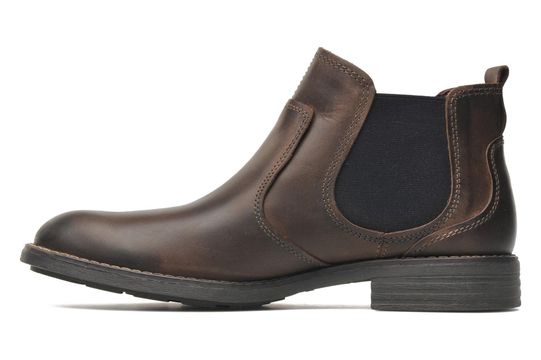 Boots en enkellaarsjes Pikolinos Pamplona 03Q-6466 Bruin voorkant