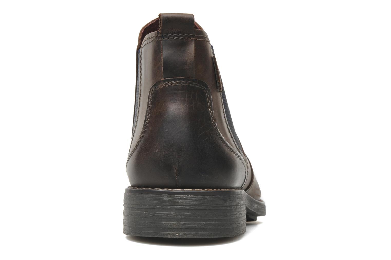 Stiefeletten & Boots Pikolinos Pamplona 03Q-6466 braun ansicht von rechts