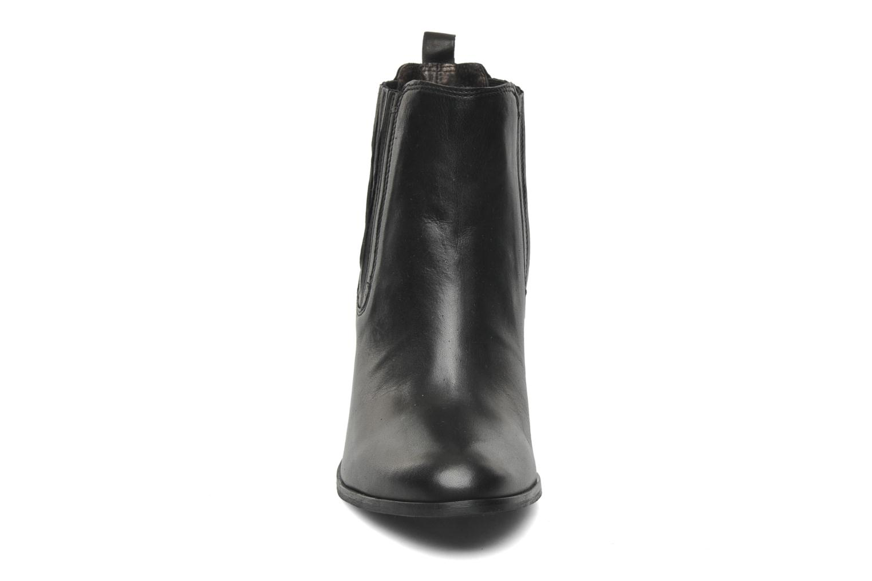 Boots en enkellaarsjes Addict-Initial Cache-cœur Zwart model