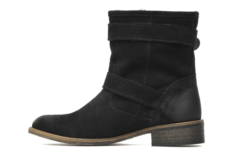 Boots en enkellaarsjes Addict-Initial Chasuble Zwart voorkant