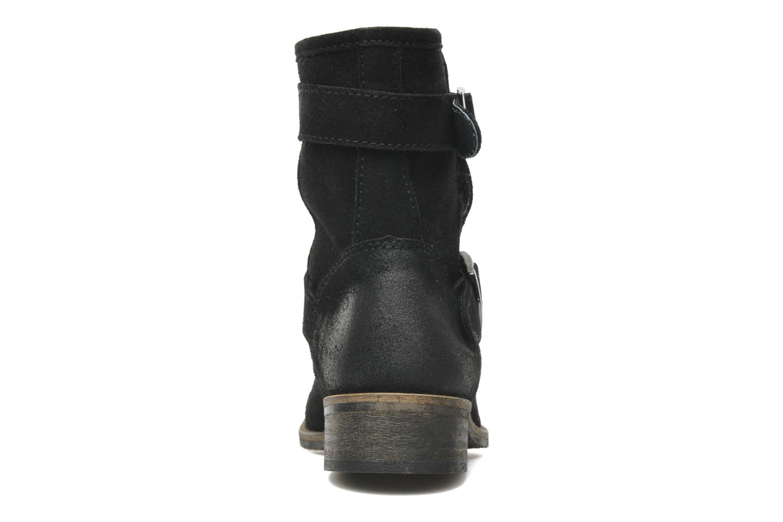 Boots en enkellaarsjes Addict-Initial Chasuble Zwart rechts