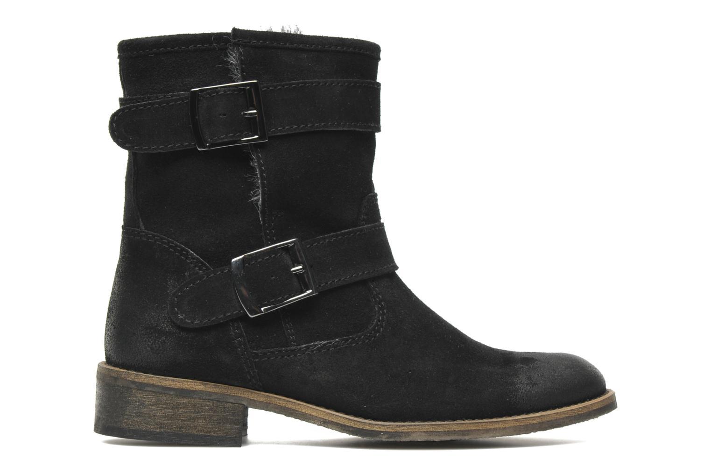 Boots en enkellaarsjes Addict-Initial Chasuble Zwart achterkant