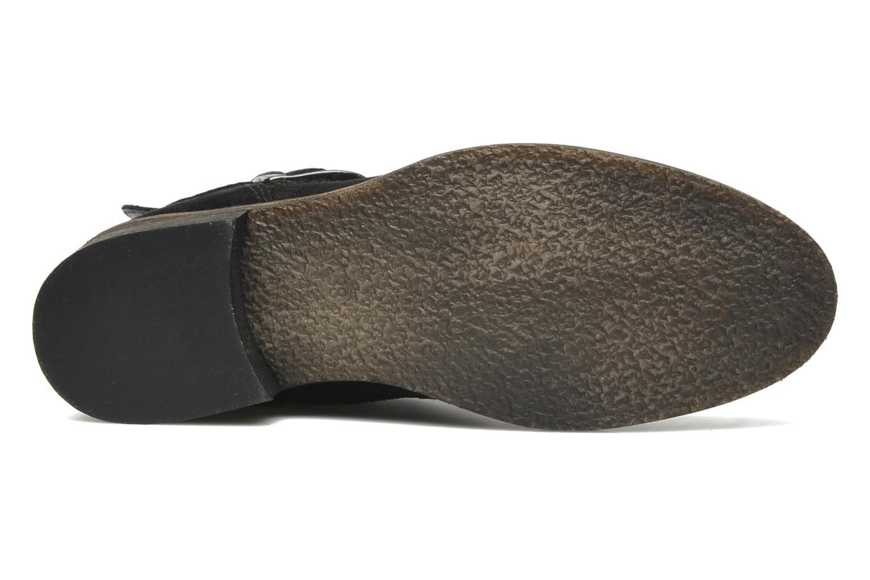 Stiefeletten & Boots Addict-Initial Chasuble schwarz ansicht von oben