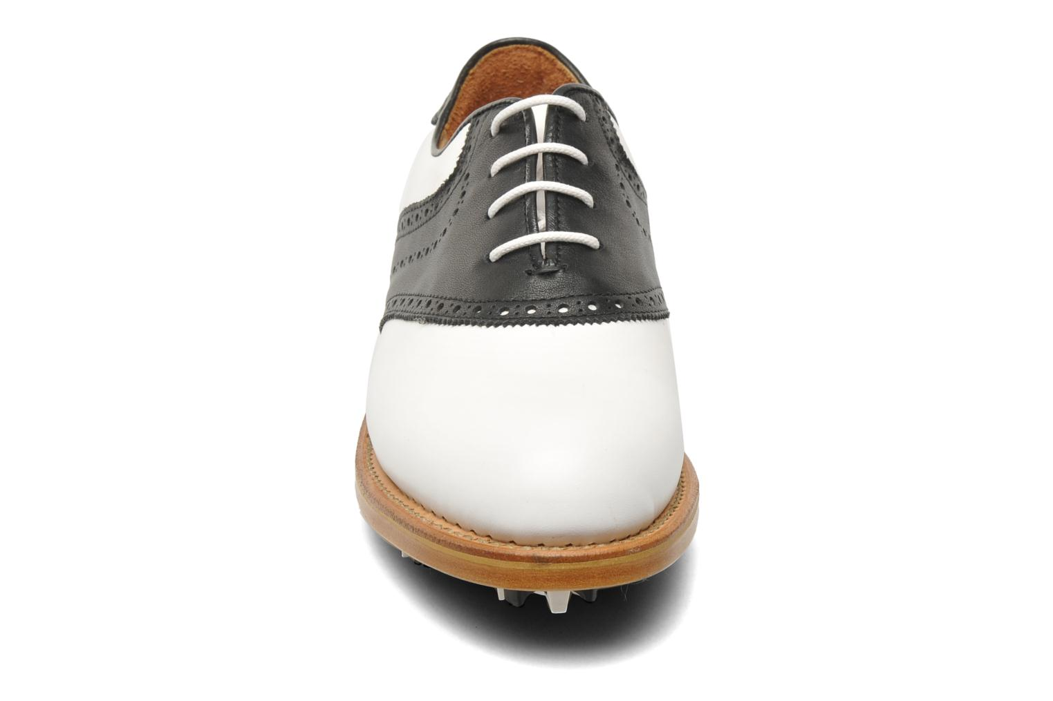 Sport shoes Georgia Rose Golfy Black model view