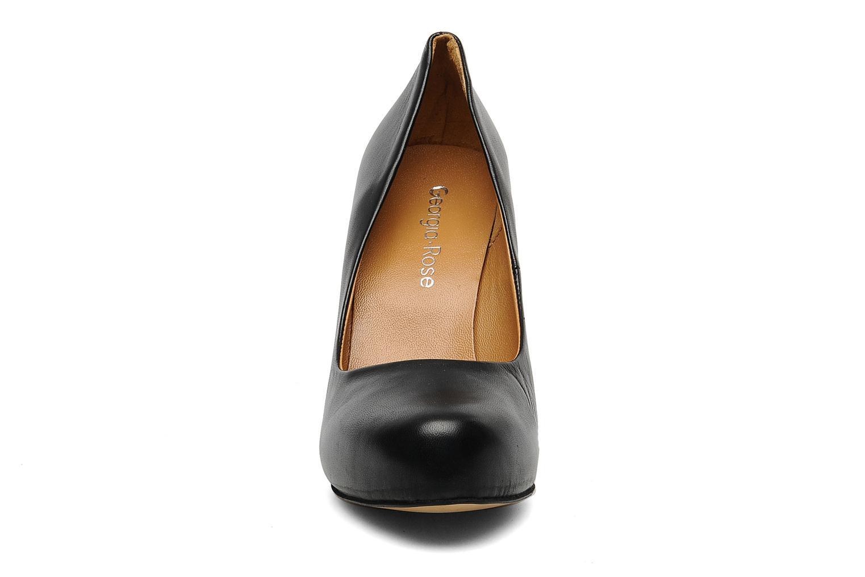 High heels Georgia Rose Benicia Black model view