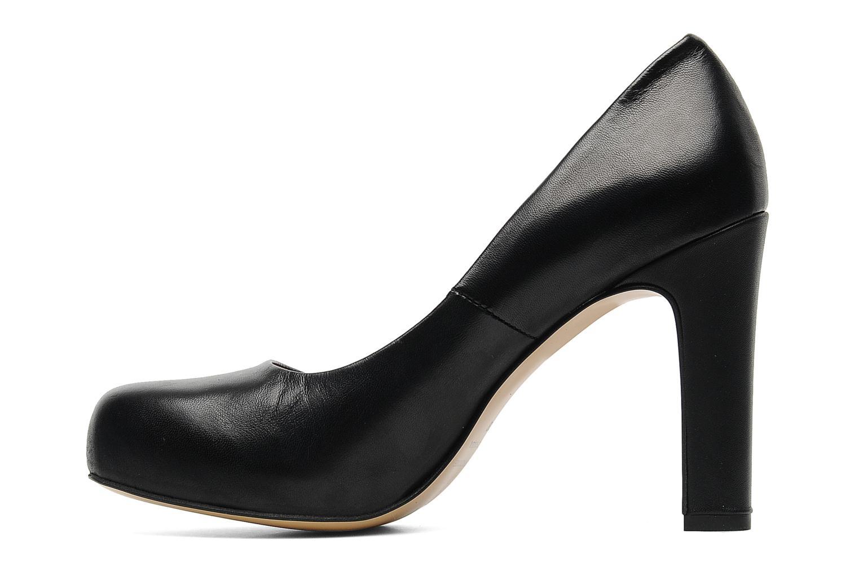 High heels Georgia Rose Benicia Black front view