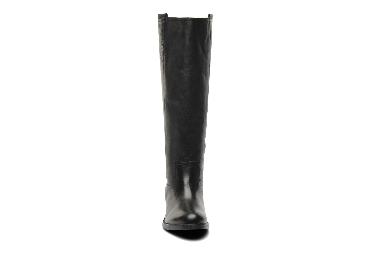 Boots & wellies Georgia Rose Caramel Black model view