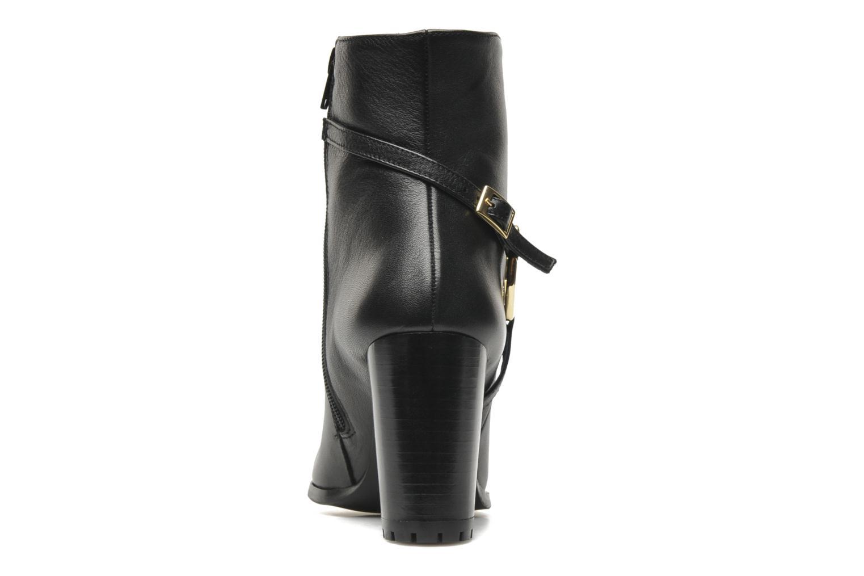 Bottines et boots Georgia Rose Escalier CFT Noir vue droite