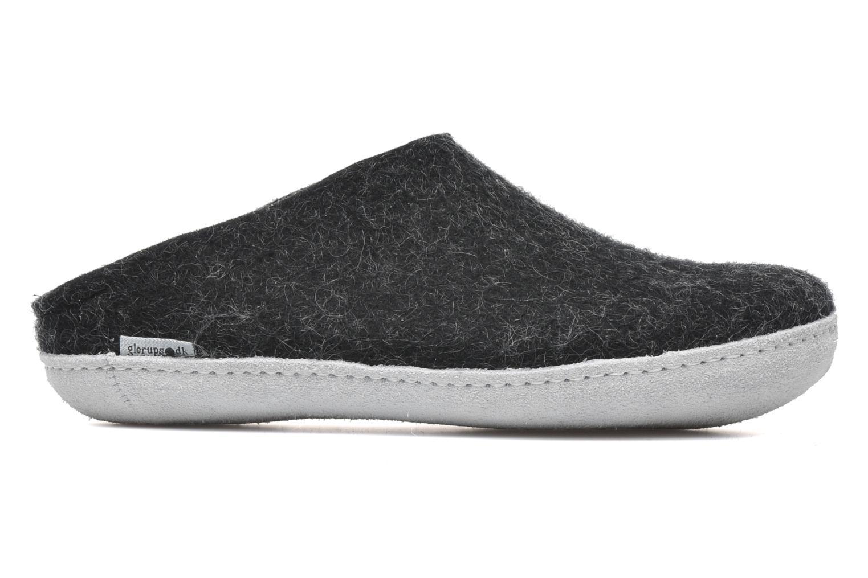 Pantoffels Glerups Piras W Zwart achterkant