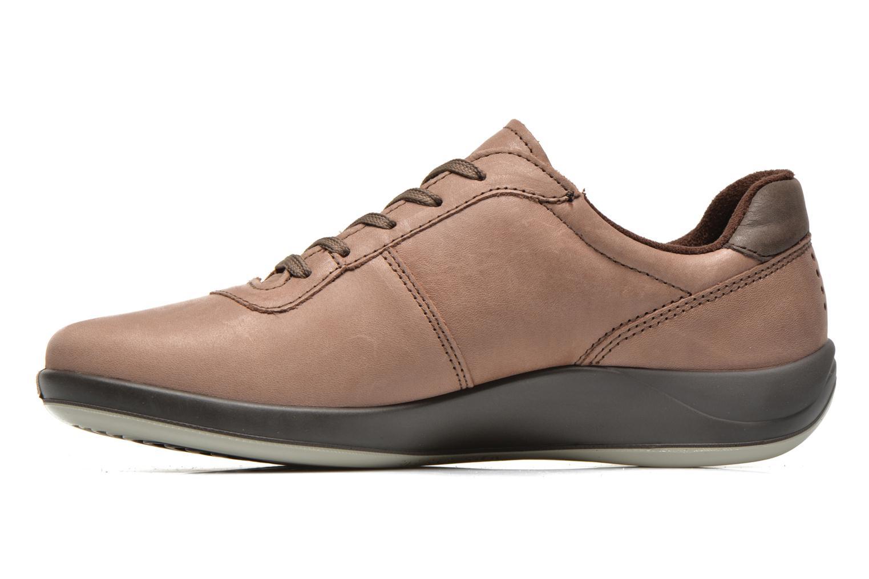 Sneaker TBS Easy Walk Anyway braun ansicht von vorne