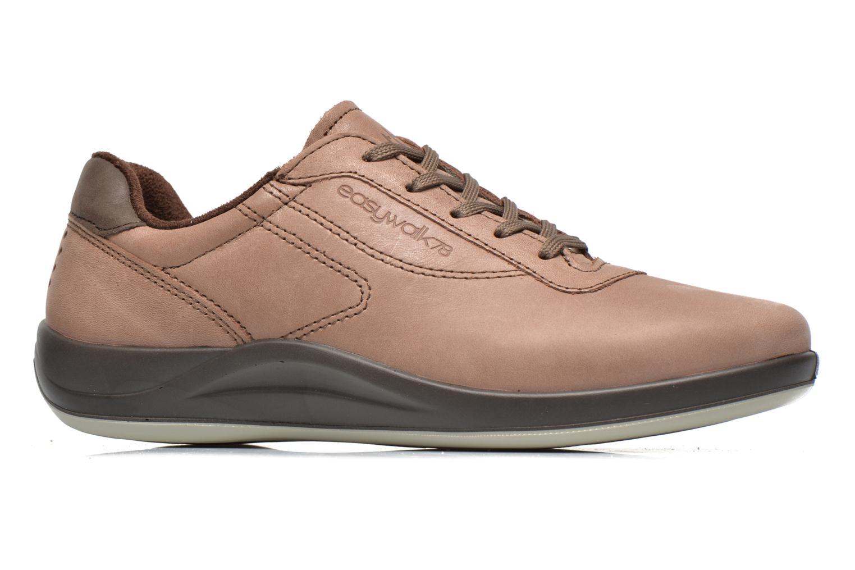 Sneaker TBS Easy Walk Anyway braun ansicht von hinten