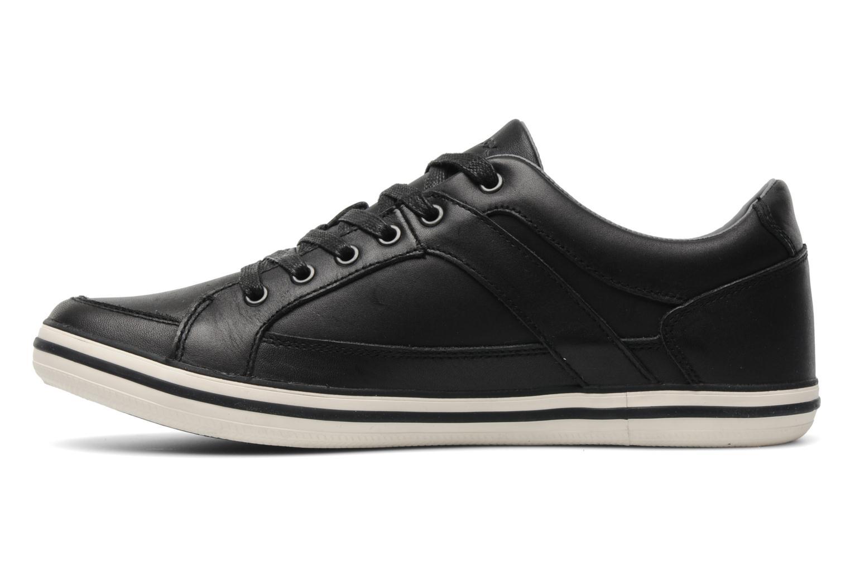 Sneakers Geox U BOX M Zwart voorkant