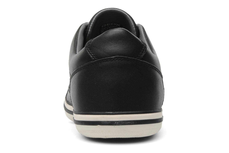 Sneakers Geox U BOX M Zwart rechts