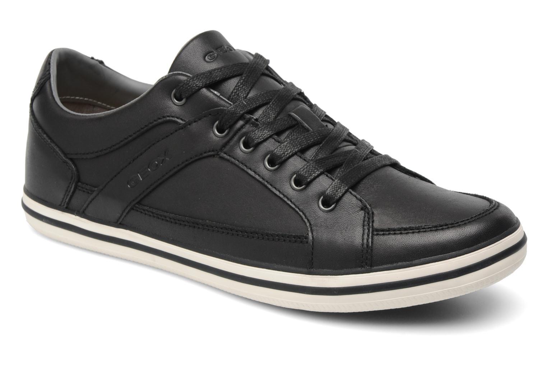 Sneakers Geox U BOX M Zwart detail