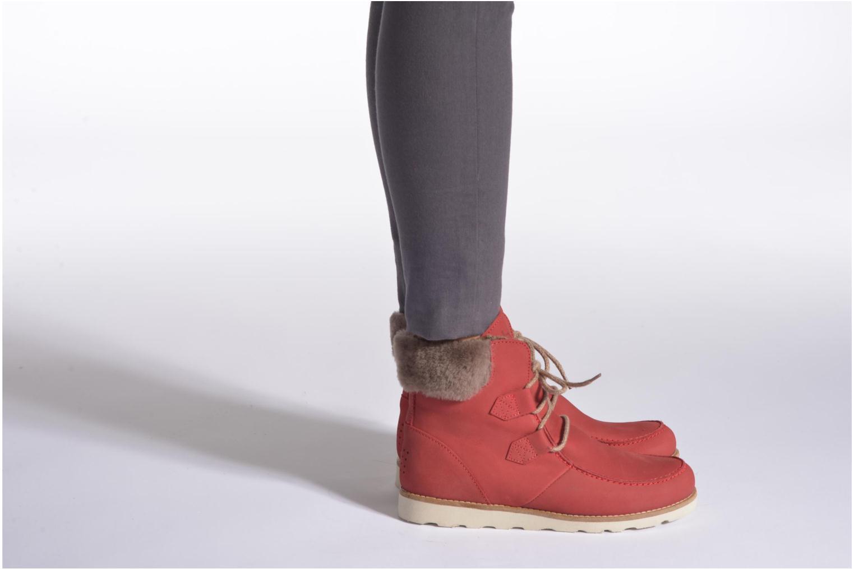 Boots en enkellaarsjes TBS Ariana Oranje onder