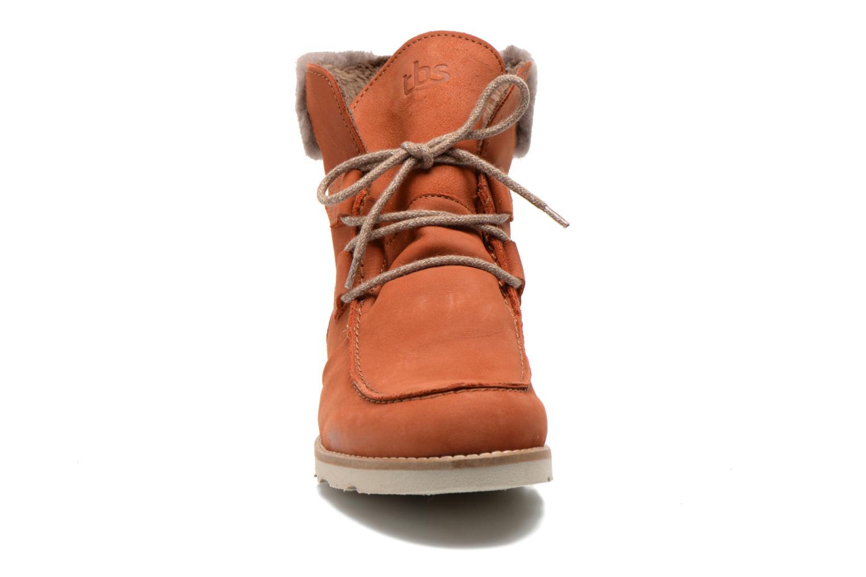 Boots en enkellaarsjes TBS Ariana Oranje model