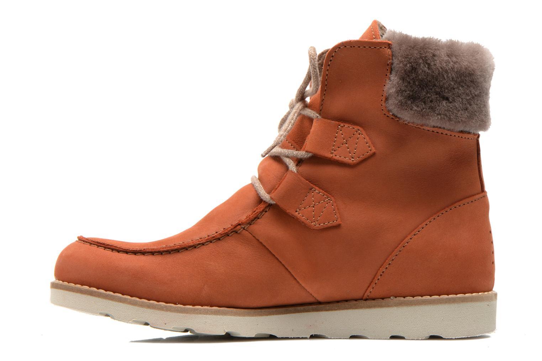 Boots en enkellaarsjes TBS Ariana Oranje voorkant