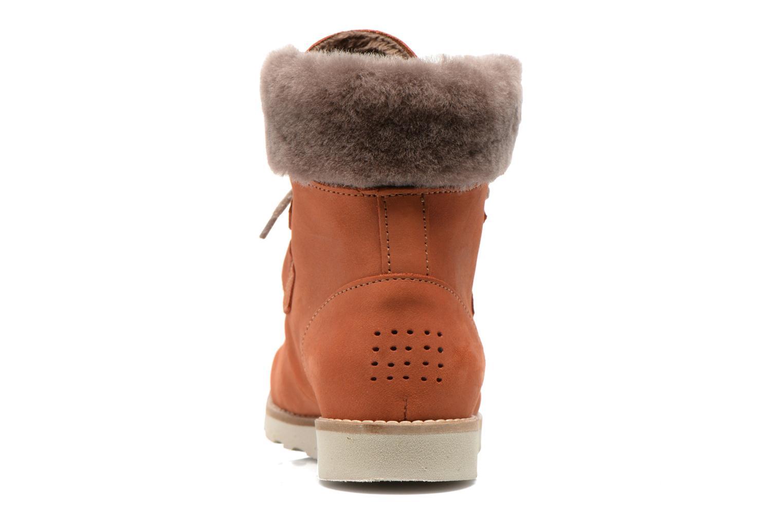 Boots en enkellaarsjes TBS Ariana Oranje rechts
