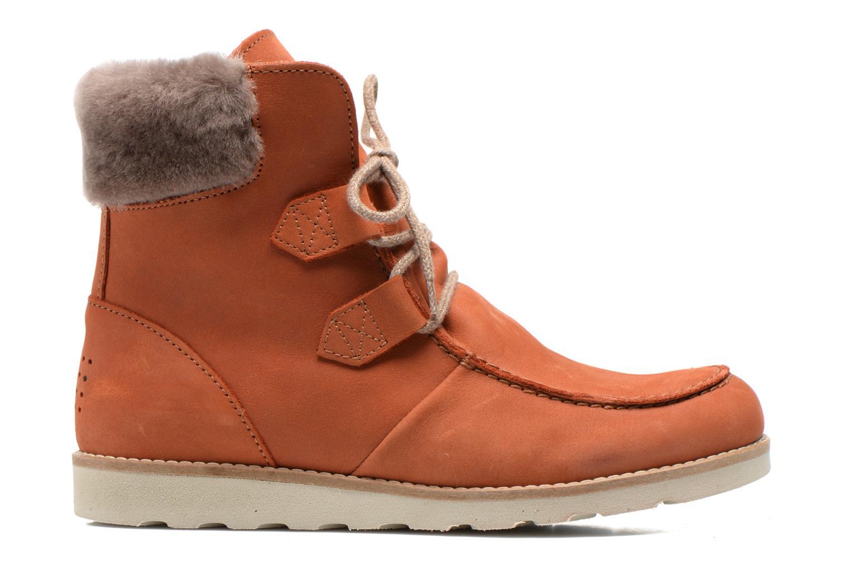 Boots en enkellaarsjes TBS Ariana Oranje achterkant
