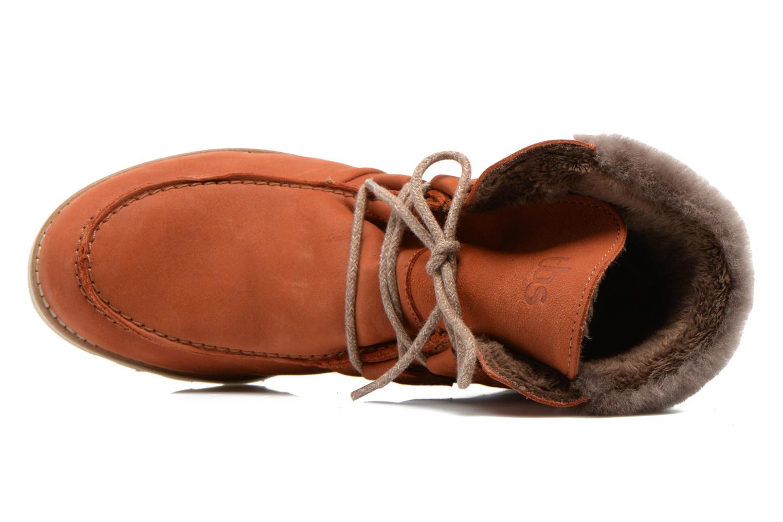 Boots en enkellaarsjes TBS Ariana Oranje links