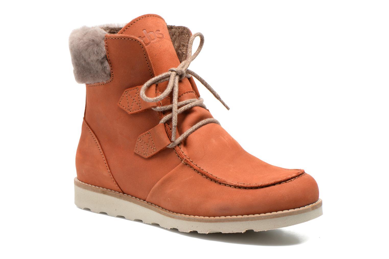 Boots en enkellaarsjes TBS Ariana Oranje detail