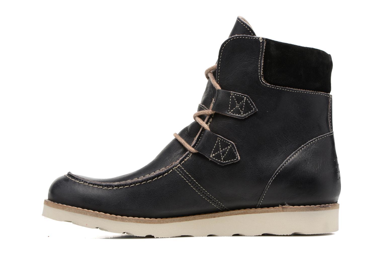 Bottines et boots TBS Ariana Noir vue face