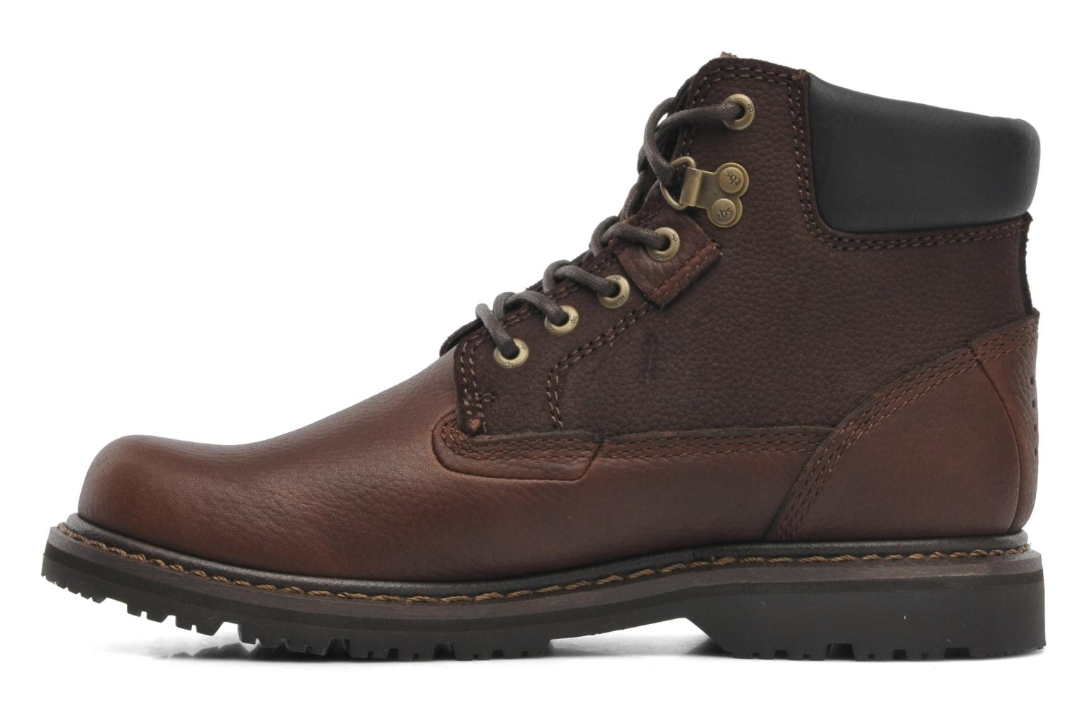 Bottines et boots TBS Sefano Marron vue face