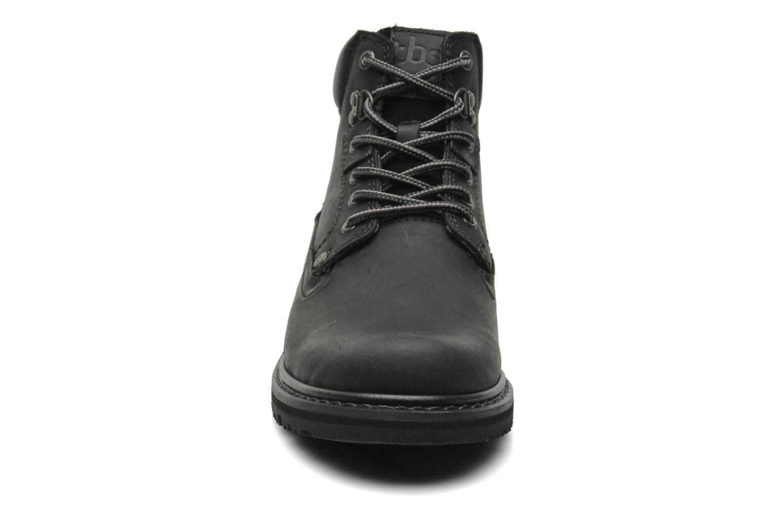 Boots en enkellaarsjes TBS Sefano Zwart model