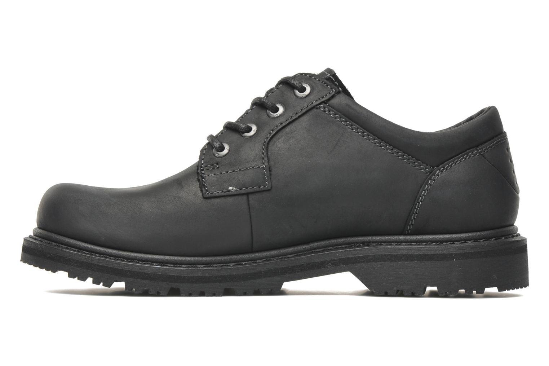 Chaussures à lacets TBS Stuart Noir vue face