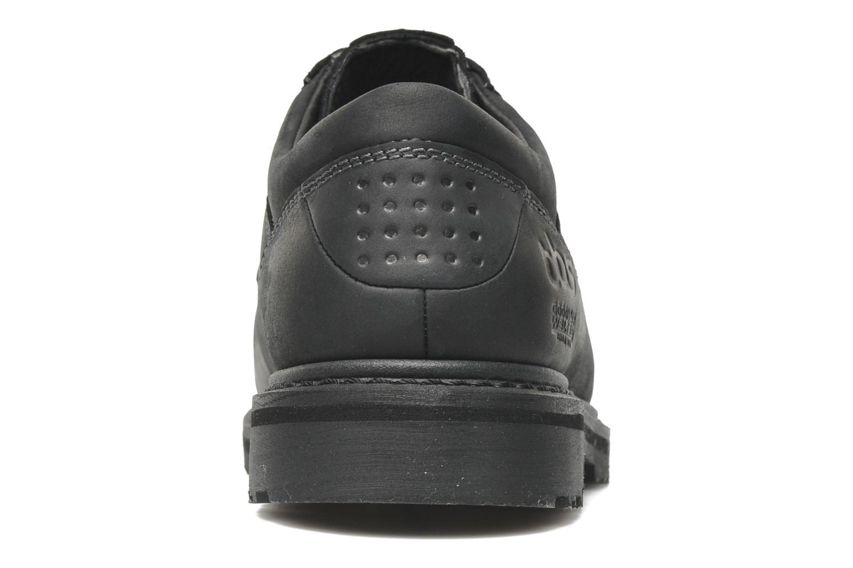 Chaussures à lacets TBS Stuart Noir vue droite