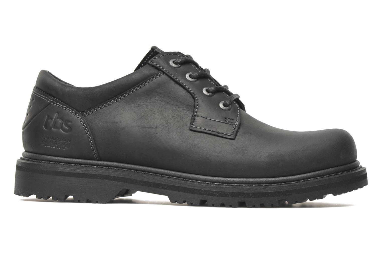 Chaussures à lacets TBS Stuart Noir vue derrière