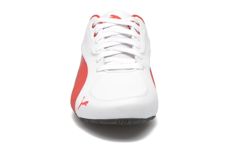 Sneaker Puma Drift Cat 5 SF weiß schuhe getragen