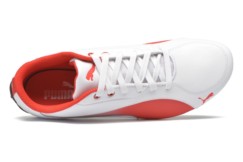 Sneaker Puma Drift Cat 5 SF weiß ansicht von links