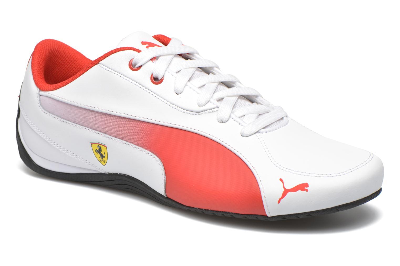 Sneakers Puma Drift Cat 5 SF Wit detail
