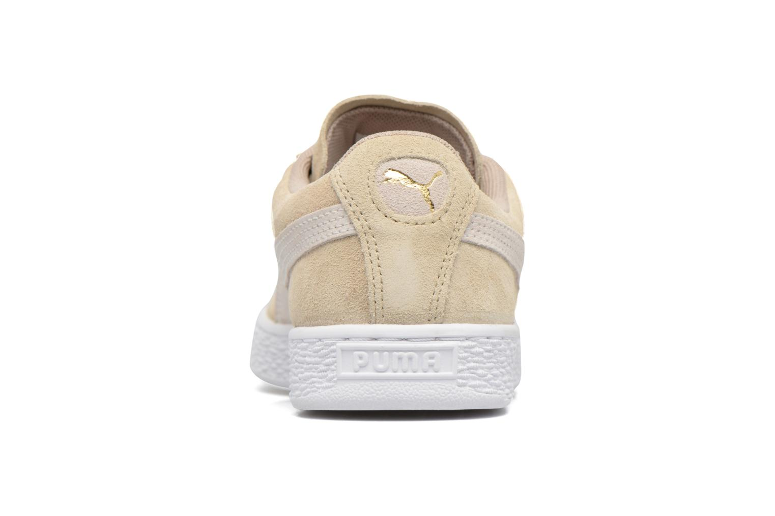 Sneakers Puma Suede Classic Wn's Beige rechts