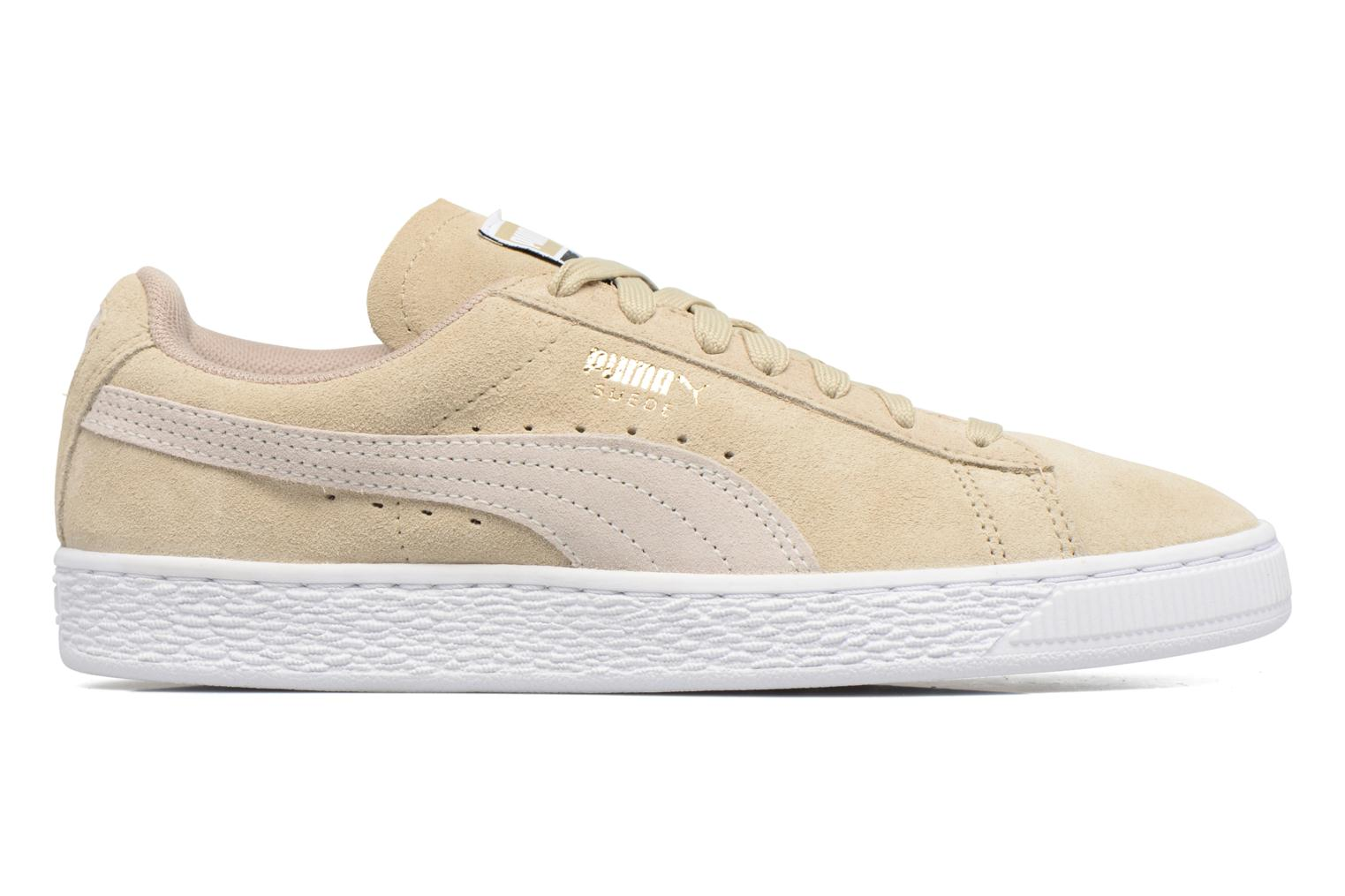 Sneakers Puma Suede Classic Wn's Beige achterkant