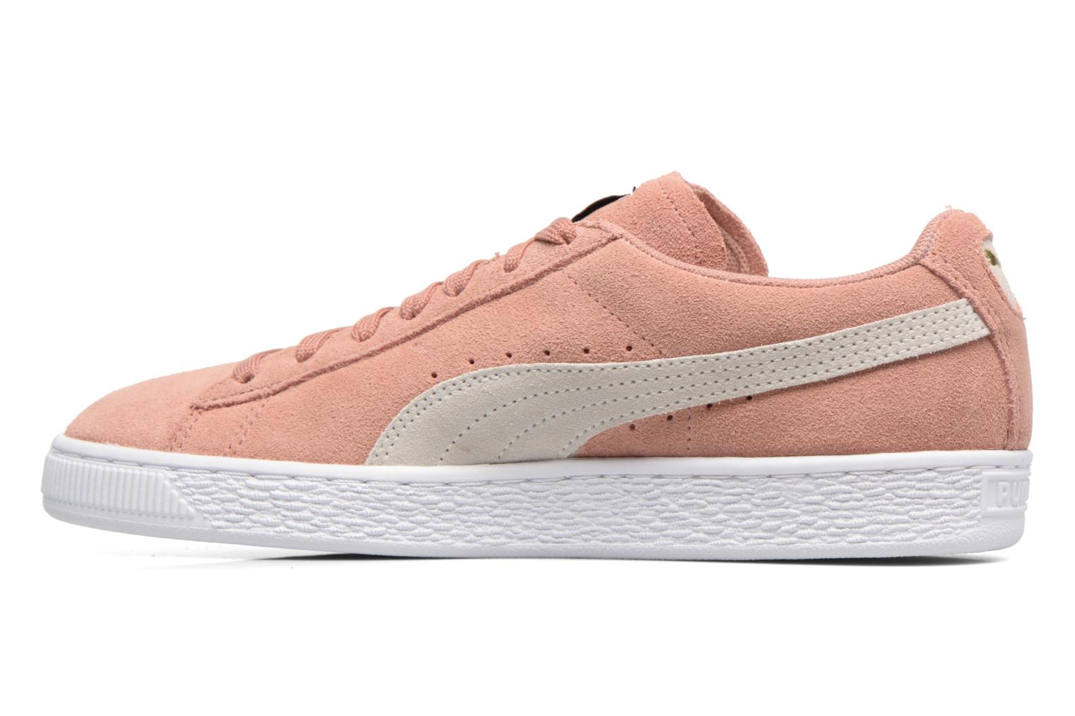 Trainers Puma Suede Classic Wn's Pink front view