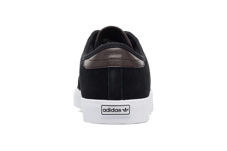 Sneakers Adidas Originals Seeley Zwart rechts