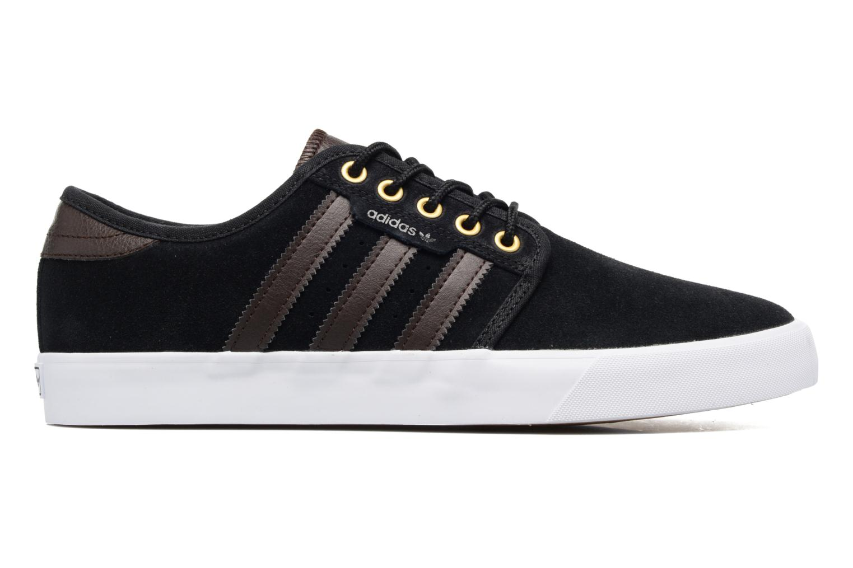 Sneakers Adidas Originals Seeley Zwart achterkant