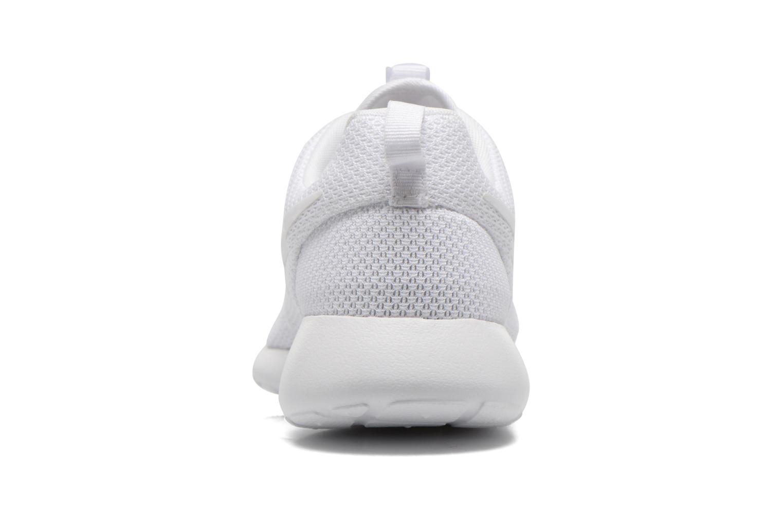 Baskets Nike Nike Roshe One Blanc vue droite