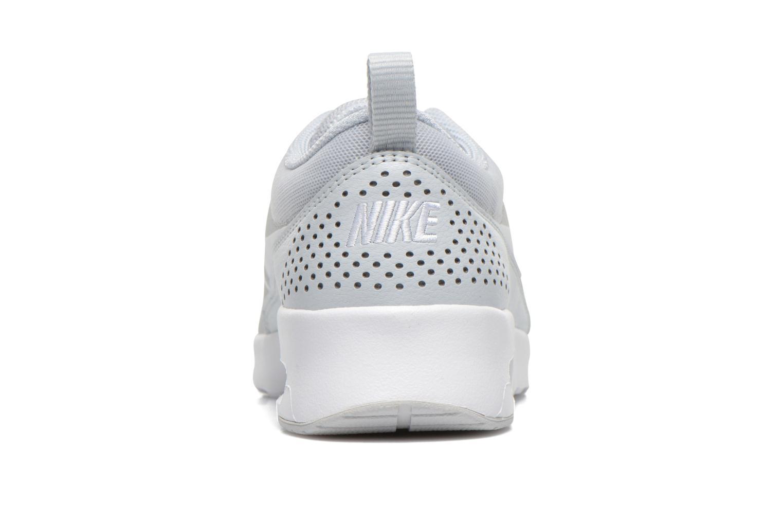Sneakers Nike Wmns Nike Air Max Thea Grå Se fra højre
