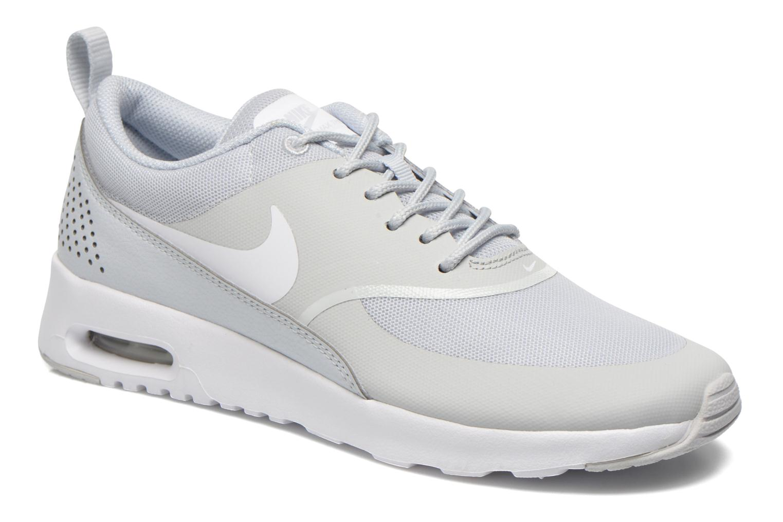 Sneakers Nike Wmns Nike Air Max Thea Grå detaljeret billede af skoene