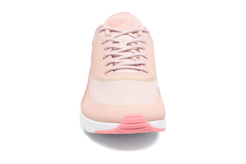 Baskets Nike Wmns Nike Air Max Thea Rose vue portées chaussures