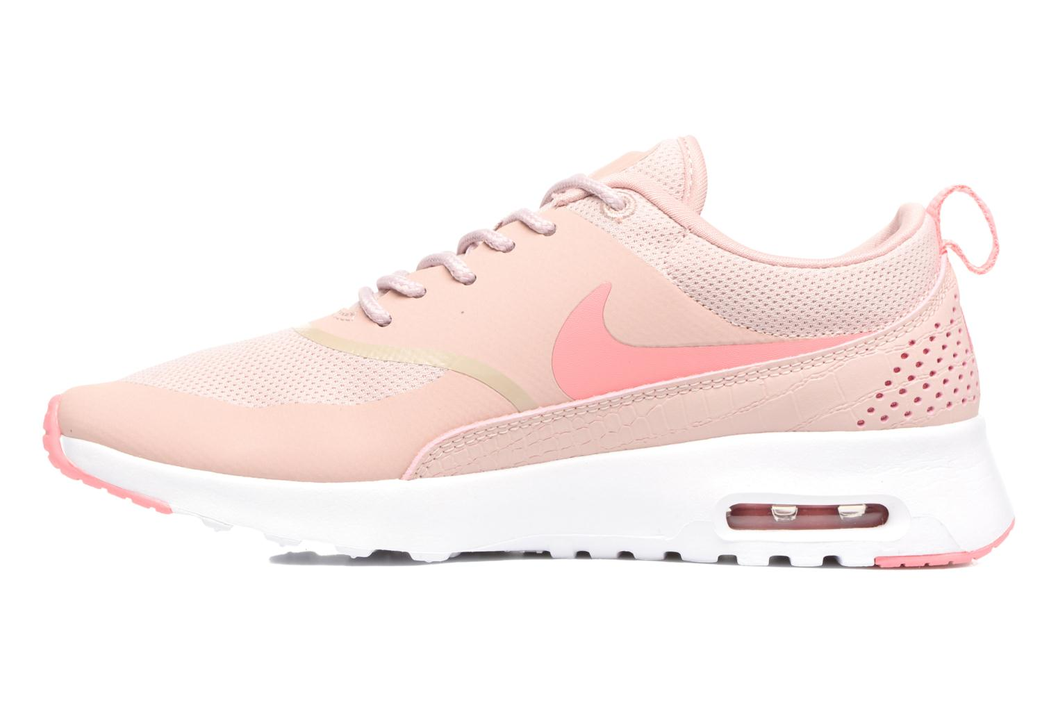 Wmns Nike Air Max Thea Pink Oxford/Bright Melon-White