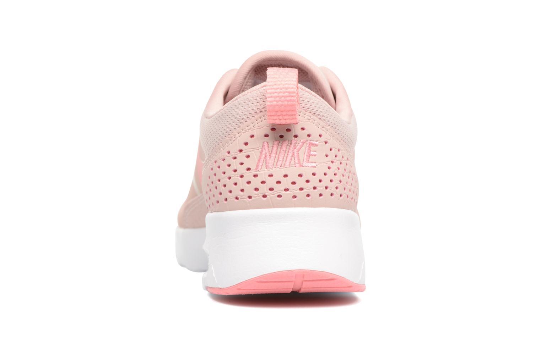 Wmns Nike Air Max Thea Pink Oxford/Bright Melon-White
