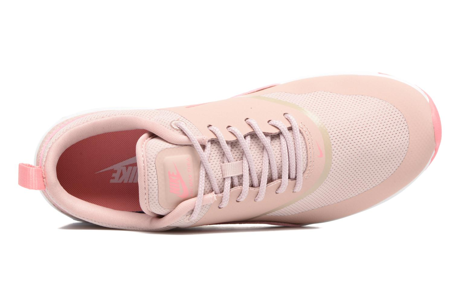 Trainers Nike Wmns Nike Air Max Thea Pink view from the left