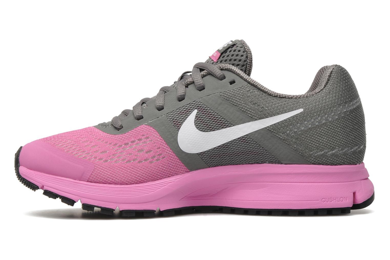 Sport shoes Nike Wmns Air Pegasus+ 30 Grey front view