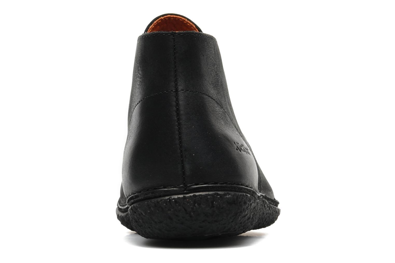 Chaussures à lacets Kickers HOBBOBO Noir vue droite