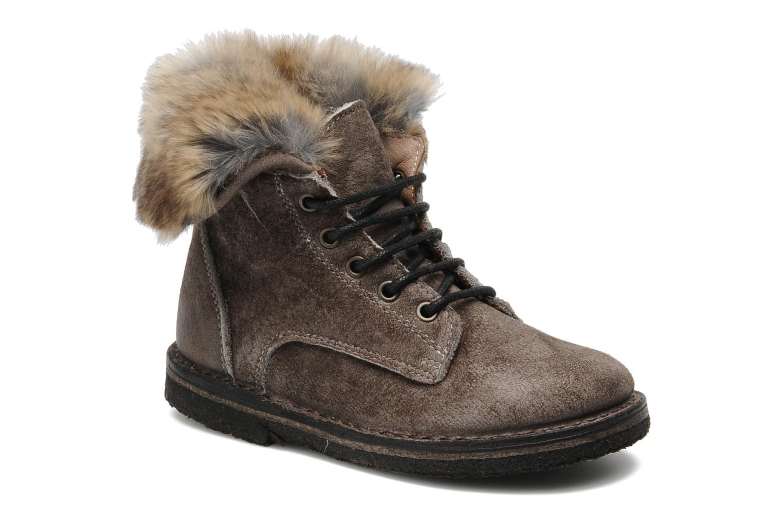 Bottines et boots PèPè S1807 Gris vue détail/paire