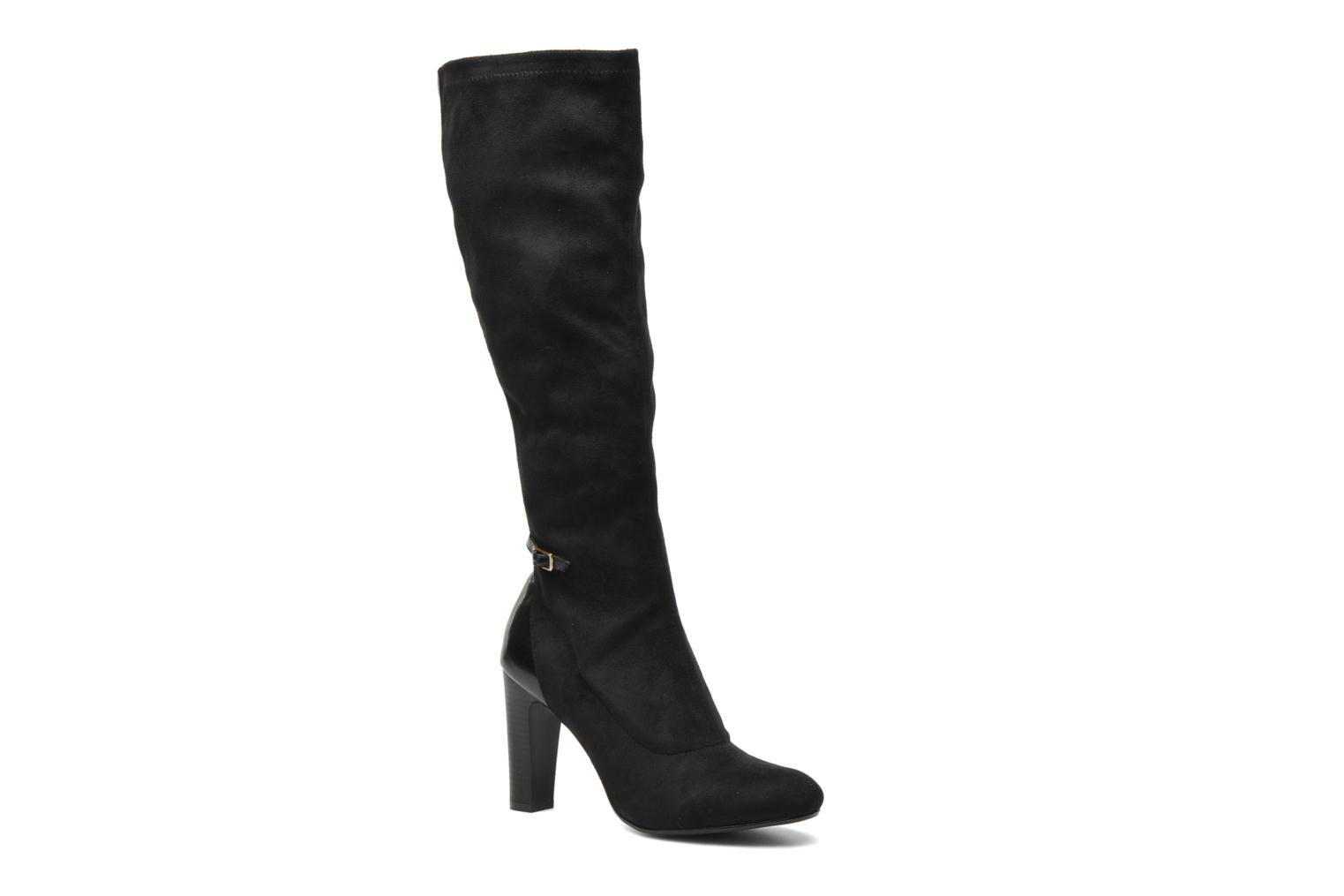 Boots & wellies Georgia Rose Linsey stretch Black detailed view/ Pair view